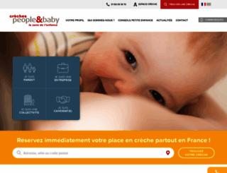 people-and-baby.com screenshot