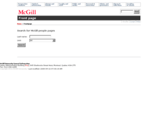 people.mcgill.ca screenshot