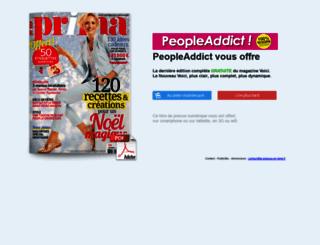 peopleaddict.le-kiosque-en-ligne.fr screenshot