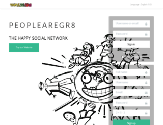 peoplearegr8.com screenshot