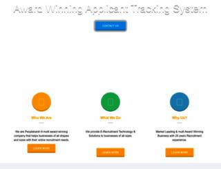 peoplebank.com screenshot