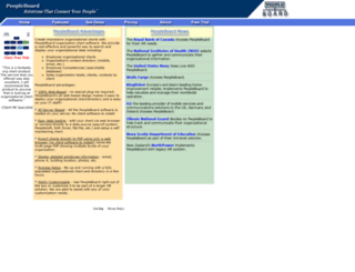 peopleboard.com screenshot