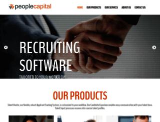 peoplecapital.com screenshot