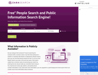 peoplesearch.iaf.net screenshot