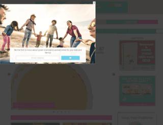 peoria.macaronikid.com screenshot