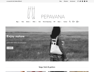 pepavana.nl screenshot
