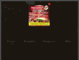 pepecongelados.com.br screenshot