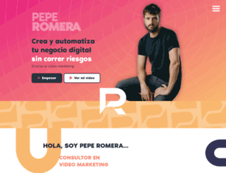 peperomera.com screenshot