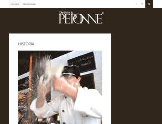 peponne.com.mx screenshot