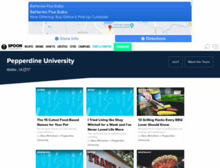 pepp.spoonuniversity.com screenshot