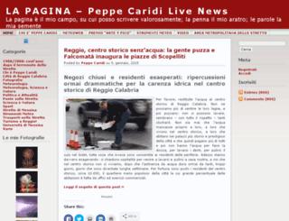 peppecaridi2.wordpress.com screenshot