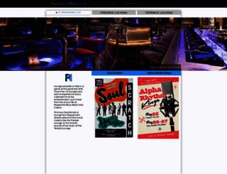 peppermillnightlife.com screenshot
