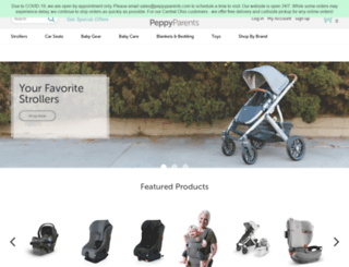 peppyparents.com screenshot