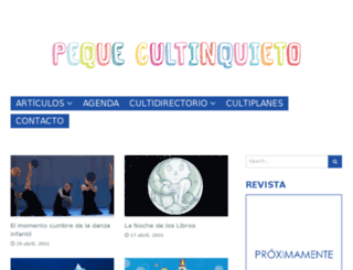pequecultinquieto.com screenshot