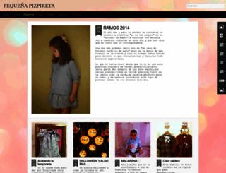pequepizpireta.blogspot.com screenshot