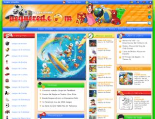 pequered.com screenshot