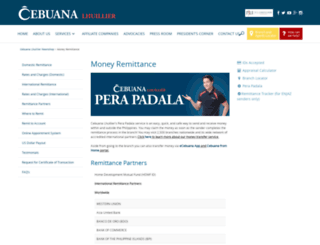 perapadala.com screenshot