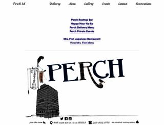 perchla.com screenshot