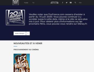 percyjackson-lefilm.com screenshot