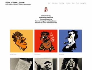 percypringle.com screenshot