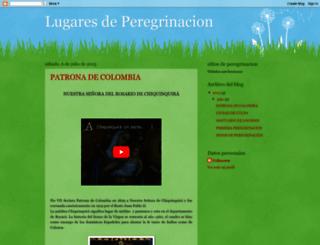 peregrinacio.blogspot.com screenshot