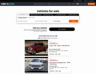 pereira.carros.com.co screenshot