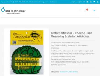 perfectartichoke.com screenshot