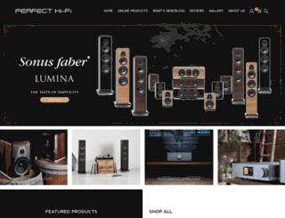 perfecthifi.com.my screenshot