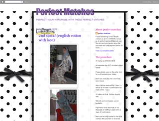 perfectmatches-fr.blogspot.com screenshot