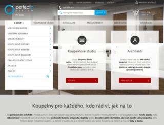 perfecto.cz screenshot