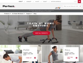 perfectonline.com screenshot