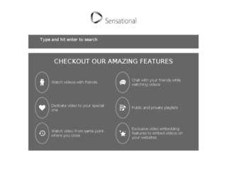 perfectsensational.com screenshot