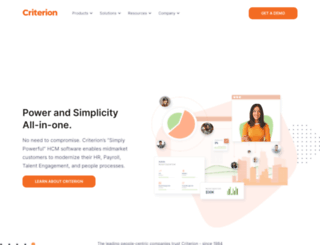 perfectsoftware.com screenshot