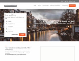 perfectvisit.nl screenshot