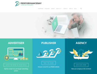 performancebay.com screenshot