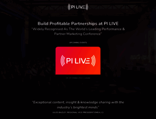 performancein.live screenshot