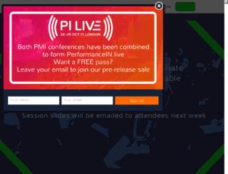 performancemarketinginsights.com screenshot