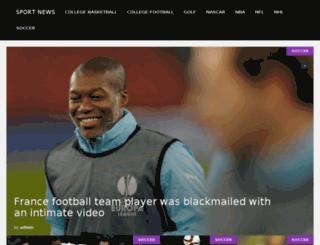 performances-sports.com screenshot