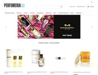 perfumeria-24h.pl screenshot