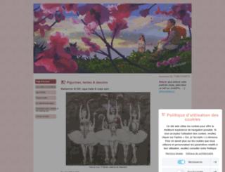 pergame.jimdo.com screenshot