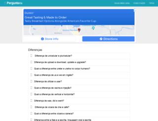 perguntaria.com.br screenshot
