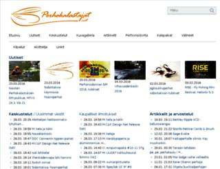 perhokalastajat.net screenshot
