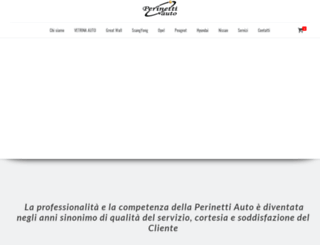 perinetti.it screenshot