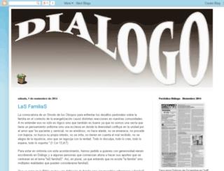 periodicodialogo.blogspot.mx screenshot