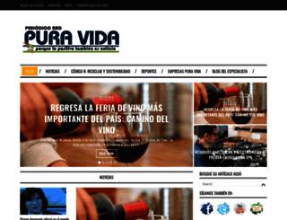periodicopuravida.net screenshot