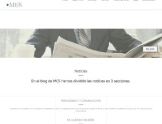 periodismoycomunicacionempresarial.com screenshot