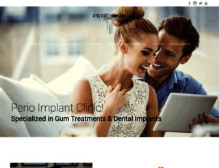 perioimplantclinic.com screenshot