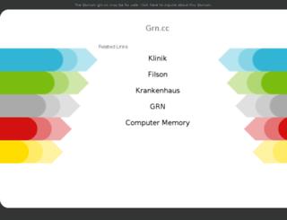 peripou.grn.cc screenshot