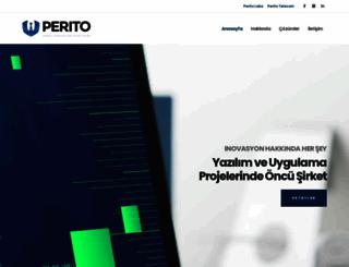 perito.com.tr screenshot