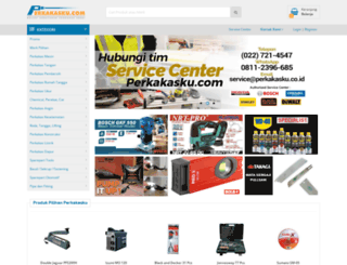 perkakasku.com screenshot
